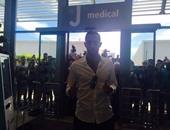 قائد المغرب يخضع للكشف الطبى فى يوفنتوس