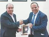 رئيس الوزراء الأردنى يلتقى بنائب وزير التعاون الإقليمى الإسرائيلى بعمان