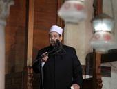 وزير الأوقاف يقرر تشكيل لجنة عليا لشئون مجالس إدارات المساجد بالديوان العام
