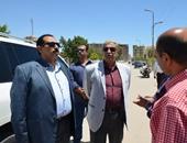 بالصور.. محافظ الإسماعيلية يفتتح الشوارع المغلقة منذ ثورة 25 يناير