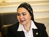 النائبة زينب: أدين تصرف نجل شقيقتى ويجب محاسبته بالقانون