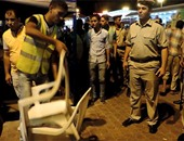 نشر أكمنة لضبط المتهمين بإطلاق النار على مقهى العياط.. وشهود عيان: ملثمون
