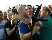 بالفيديو.. رئيس الأركان التركى بالإنابة:الجيش والشرطة والشعب وقفوا جنبا إلى جنب