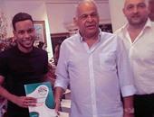"""رسميا.. سموحة يتعاقد مع """"صانع ألعاب"""" قسطنطينة الجزائرى"""