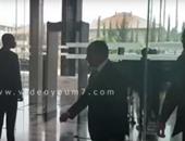بالفيديو.. السيسي يصل مقر إقامته فى كيجالى للمشاركة بالقمة الإفريقية