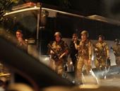 اعتقال 13 جندياً حاولوا اقتحام القصر الرئاسى بتركيا