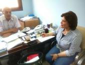 ماجدة محمود تتقدم بطعن لاستبعاد سحر الهوارى من انتخابات الجبلاية