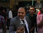 ننشر صور المعتدين على الصحفيين خلال عمومية طرح الثقة فى نقيب المحامين