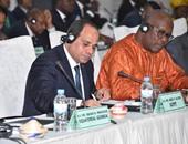 بدء جلسة التصويت على رئاسة المفوضية الأفريقية بحضور السيسي فى كيجالى