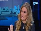 """يسرا: باشتغل فن حلو مع عادل إمام..وتكشف لـ""""خالد صلاح""""عن فيلمها الجديد"""