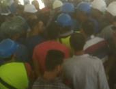 صحافة مواطن: عمال أنفاق الإسماعيلية ينظمون وقفة لإهمال الشركة فى حقوقهم