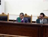 """بالصور.. دفاع بديع بـ""""أحداث بنى سويف"""" للمحكمة: الإخوان دعت لتأسيس دولة إسلامية"""