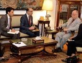 تطوير  الترجمة الأدبية أبرز توصيات لقاء وزير الثقافة وسفير المكسيك