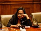 لميس جابر:  السيدة المصرية واعية ووطنية والرئيس السيسى له الحق فى مخاطبتها