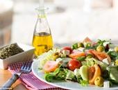 حمية البحر الأبيض المتوسط أفضل علاج للحموضة وارتجاع المرئ