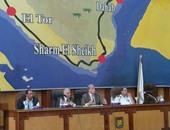 محافظ جنوب سيناء يعلن اعتذاره للنائب غريب حسان