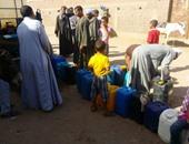 قارئ يشكو تكرار انقطاع المياه بشارع السيد الشاعر  فى طنطا