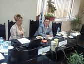 """تعاون بين جمعية رجال الأعمال و""""اليونيسيف"""" لتحقيق رؤية مصر 2030"""