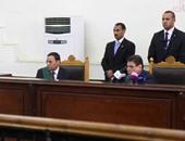 """بالصور.. تأجيل إعادة محاكمة """"بديع"""" و12 آخرين بـ""""أحداث مكتب الإرشاد"""" لـ10 أكتوبر"""