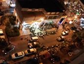 انتشار المقاهى والمحال التجارية يزعج سكان شارع بالهرم