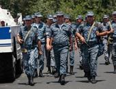 الشرطة الأرمينية تعتقل أكثر من 180 متظاهر بعد قطعهم الطرق