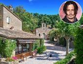 """جولة بالصور داخل منزل النجم """"جونى ديب"""".. سعره 55.5 مليون دولار"""