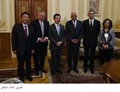 رئيس مجلس النواب: نثمن المشروعات التنموية صاحبة التمويل اليابانى فى مصر