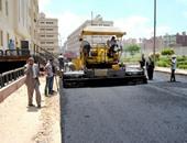 محافظة القاهرة تنتهى من رصف 78 شارعا فى دار السلام