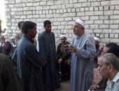 صلح بين مسلمى وأقباط أدمو بالمنيا يشترط عدم الاستحمام بمنطقة غسيل الأوانى