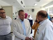إحالة 84 طبيبا وممرضا وعاملا بمستشفى ميت غمر للتحقيق لتغيبهم عن العمل