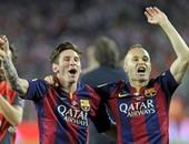 موعد مباراة برشلونة وإشبيلية فى ذهاب السوبر الإسبانى والقناة الناقلة