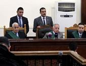 """رفع جلسة محاكمة 379 متهما بقضية """"فض اعتصام النهضة"""" للاستراحة"""