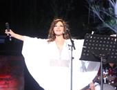 سميرة سعيد تعود للقاهرة قادمة من المغرب الاثنين المقبل
