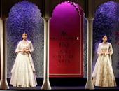 أنيتا دوجرى تطرح مجموعة فساتين زفاف هندية جديدة