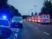 الشرطة الألمانية: انفجار نورمبرج ناجم عن عبوة ناسفة