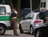 الشرطة الألمانية تعثر على متفجرات بعد مداهمتها لشقة بحثا عن إرهابى سورى