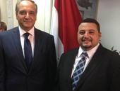 القنصلية المصرية بنيويورك تحتفل بذكرى ثورة 23 يوليو
