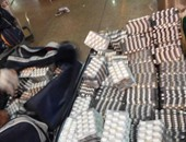 إحباط محاولة راكب تهريب كمية من الأقراص المخدرة بمطار القاهرة