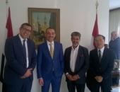 بالصور.. القنصلية المصرية بإيطاليا تحتفل بثورة 23 يوليو