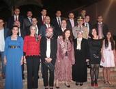 خمسة وزراء أوغنديين يشاركون السفارة المصرية الاحتفال بالعيد الوطنى