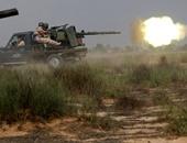 الجيش الليبى يدخل مدينة مرزق غربى البلاد ويصادر ذخائر وأسلحة