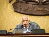 رئيس مجلس النواب يستقبل أعضاء مجلس إدارة نادى القضاة بالبرلمان