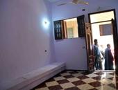 """بالصور.. القوات المسلحة تسلم 7 منازل لأهالى """"الكرم"""" بالمنيا بعد ترميمها"""