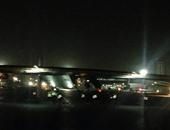 تحويل رحلة كويتية لمطار القاهرة لسوء الأحوال الجوية بمطار برج العرب