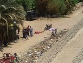 مصرع عامل عقب إطلاق النار عليه بالمنطقة الجبلية أخذا بالثأر بالبلينا سوهاج