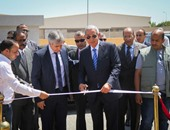 بالفيديو والصور.. وزير التجارة يفتتح 3 مصانع فى مجمع الصناعات الصغيرة بأكتوبر