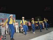 """بالصور.. """"ثقافة الإسماعيلية"""" تحتفل بثورة 23 يوليو على المسرح الصيفى"""