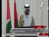 رئيس البرلمان العربى: نقدر مجهودات السيسى للعودة بمصر إلى دورها الرائد