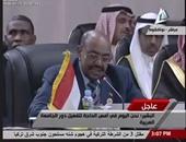 عمر البشير: نقدر الدور المصرى فى القمة العربية السابقة