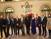 أكاديمية الفنون بروما تحتفى بذكرى ثورة يوليو  بالسفارة المصرية بإيطاليا